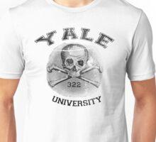 YALE university - Skull and Bones Unisex T-Shirt