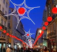 Christmas in the city by terezadelpilar~ art & architecture