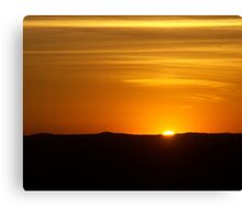 Sunset at The Oasis - Part 3 (16x20) Canvas Print