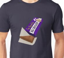 Egg Chocolate? Unisex T-Shirt