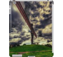 Angel of the North iPad Case/Skin