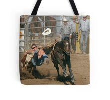 Tasting that Rodeo Dust Tote Bag
