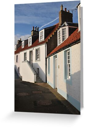 Pittenweem fishing cottage by tayforth