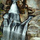 Upper Whitewater Falls, North Carolina/South Carolinaborder by fauselr