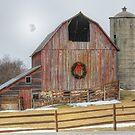 Christmas on the Farm by wiscbackroadz