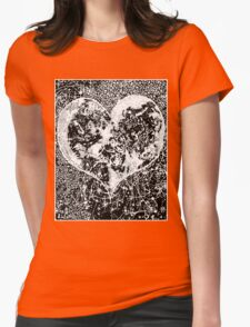 """Love Yourself"" Heart shaped world, Ink 1990 T-Shirt"