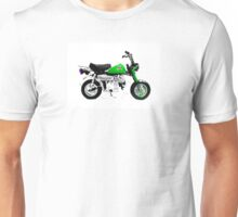 MONKEY BIKE ARTWORK MOTORCYCLE Unisex T-Shirt