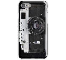 Zorki 4 Russian 35mm camera iPhone Case/Skin
