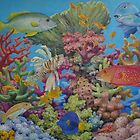 Red Sea Reef by HDPotwin