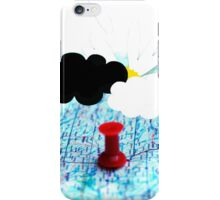 Looking for the fault in our paper towns iPhone Case/Skin