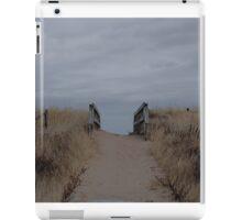 Follow The Sand iPad Case/Skin