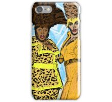 Black.American.Princesses iPhone Case/Skin