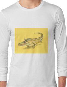 Shoe Long Sleeve T-Shirt