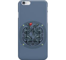 The Dragon's Knot iPhone Case/Skin
