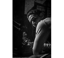 Chris Photographic Print