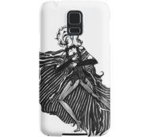 NBC Jane Skellington Costume Design Drawing Samsung Galaxy Case/Skin