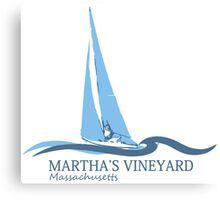 Martha's Vineyard. Canvas Print