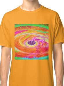 Colourful Heart-Available As Art Prints-Mugs,Cases,Duvets,T Shirts,Stickers,etc Classic T-Shirt
