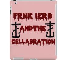 Frank Iero / FrnkIero AndThe Cellabration iPad Case/Skin
