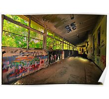 Neglected - Rozelle Hospital - The HDR Series Poster