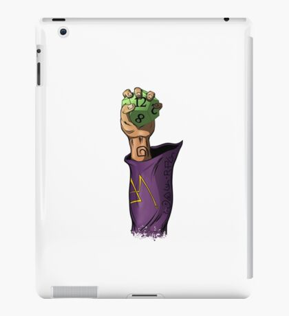 RPG Wizard iPad Case/Skin