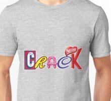 Candy Crack, Culture Jam, Brandalism, SUGAR Unisex T-Shirt