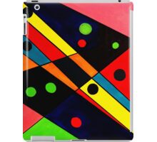 Retro Abstract iPad Case/Skin