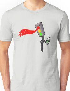 Traffic Light Blues  Unisex T-Shirt