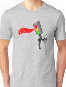Traffic Light Blues  T-Shirt