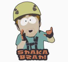 Shaka-brah! Kids Tee