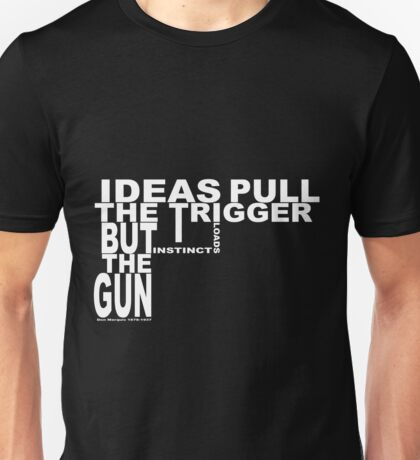 THE TRIGGER Unisex T-Shirt