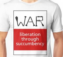 Succumb to your future... Unisex T-Shirt