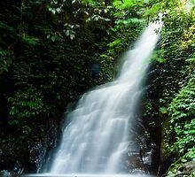 karembong waterfall by Ikhsan Jauhari