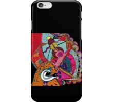 the Window with a View of a Birds Life iPhone Case/Skin