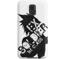 Cloud Strife ex-SOLDIER Samsung Galaxy Case/Skin