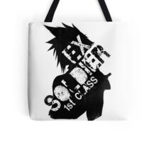 Cloud Strife ex-SOLDIER Tote Bag