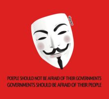 People should not be afraid of their governments by eshaw