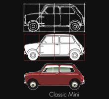 Classic Mini mark 1 by car2oonz