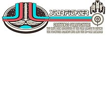 Last Starfighter Emblem by myronmhouse