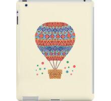 Hot Air Balloon iPad Case/Skin