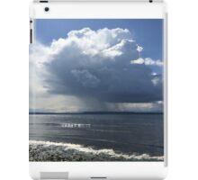 Cloud burst iPad Case/Skin