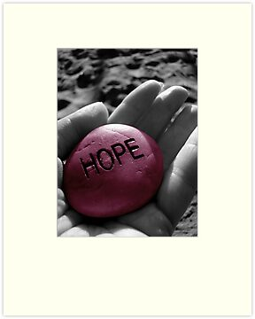 Hope by Caroline Fournier