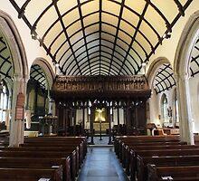 St Mary Magdalene Church, Launceston by Yampimon