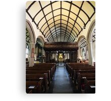 St Mary Magdalene Church, Launceston Canvas Print