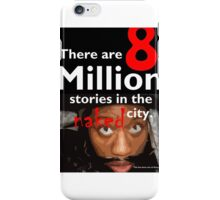 8mil stories iPhone Case/Skin