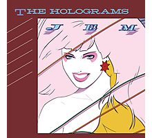 Jem and The Holograms Album Cover Photographic Print