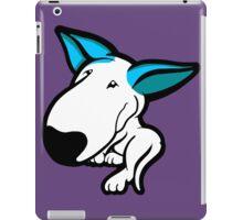 Aqua Ears English Bull Terrier Puppy iPad Case/Skin