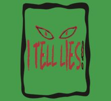 I Tell Lies by TheatreLit