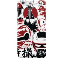 Tokusatsu | Assemble iPhone Case/Skin