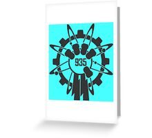 Group 935 Logo Greeting Card
